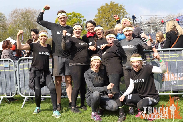 2019 5k Tough Mudder